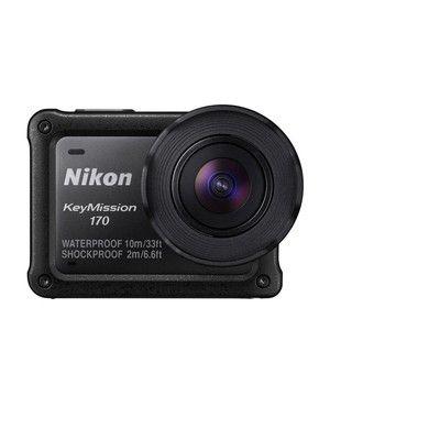 Nikon KeyMission 170: une action-cam plus classique, mais trop classique
