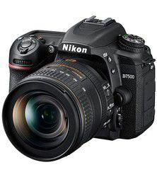 Nikon D7500: un D500 allégé, pas édulcoré