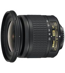 Nikon AF-P DX Nikkor 10-20 mm f/4.5-5.6G VR : zoom ultra grand-angle pour APS-C