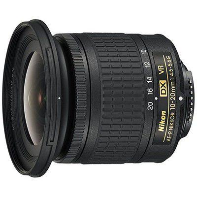 Nikon AF-P DX Nikkor 10-20 mm f/4.5-5.6G VR: zoom ultra grand-angle pour APS-C