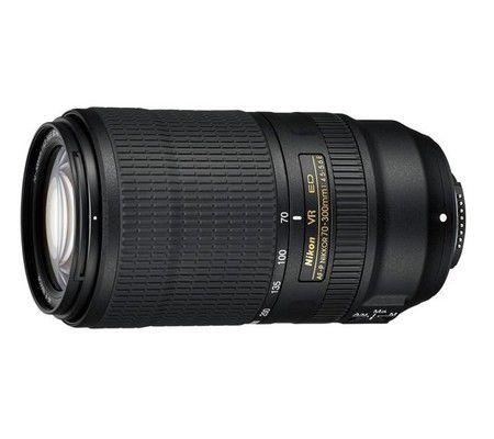 Nikon AF-P NIKKOR 70–300 mm ED VR