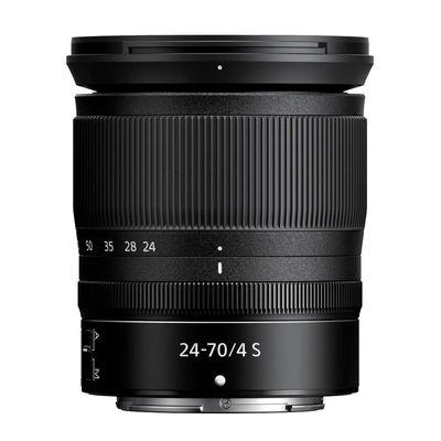 Nikon Nikkor Z 24-70 mm f/4 S: le seul trans-standard à monture Z