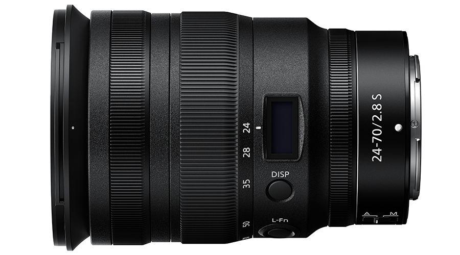 Nikon Nikkor Z 24-70 mm f/2,8 S : test, prix et fiche technique - Objectif - Les Numériques