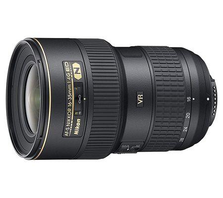 Nikon AF-S Nikkor 16-35 mm f/4G ED VR