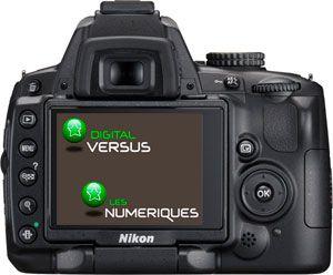 Nikon D5000 dos