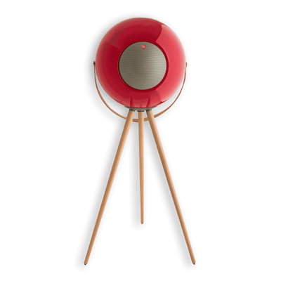 Enceinte transportable UB+ Eupho E3: une étonnante sphère sonore