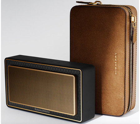 Bowers & Wilkins T7 Gold Edition