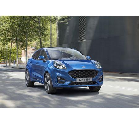 Ford Puma EcoBoost Hybrid 125 ch
