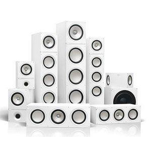 KEF Series Q Linear white