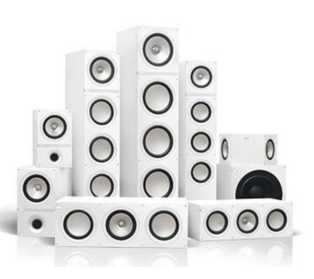 KEF Series Q Linear white