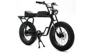Super 73: le vélo pour chiller qui se prend pour une moto