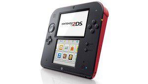 Bon plan – Nintendo 2DS avec trois jeux pour 90€