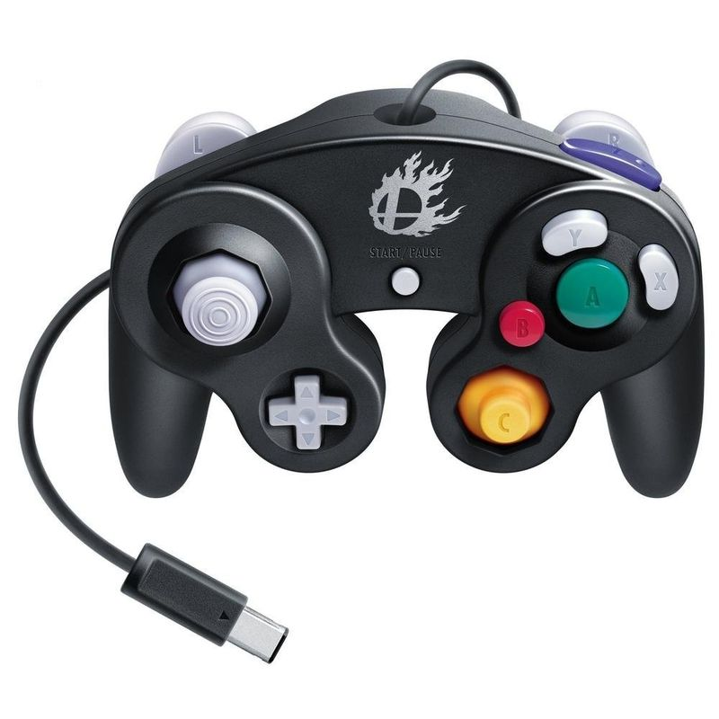 buy closer at best quality Nintendo GameCube Controller Super Smash Bros. Edition