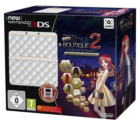 Nintendo New 3DS + La nouvelle maison du style