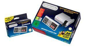 """Nintendo annonce l'arrêt de production de ses consoles """"Classic Mini"""""""