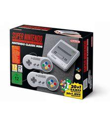 Super Nintendo Classic Mini: le grand retour de l'ère 16 bits