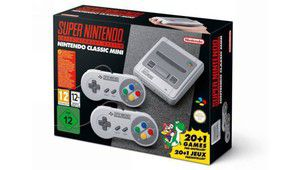 Black Friday – Super Nintendo Classic Mini à 70 €