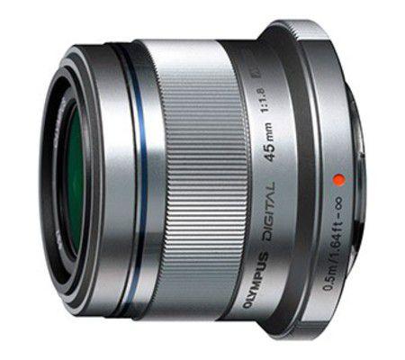 Olympus M.Zuiko Digital 45 mm f/1,8