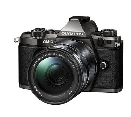 Olympus OM-D E-M5 II Titanium
