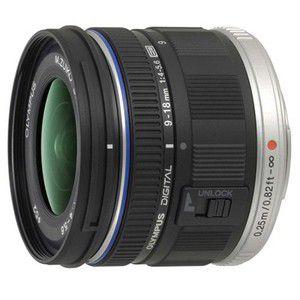 Olympus M.Zuiko Digital ED 9-18 mm f/4.0-5.6
