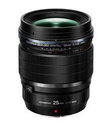 """Olympus M.Zuiko Digital ED 25mm f/1.2 PRO: le meilleur """"50 mm"""" AF pour Micro 4/3"""
