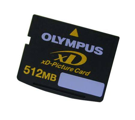Olympus xD-Picture Card 512MB