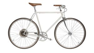 E-Jitensha: mais où ce vélo électrique a-t-il caché sa batterie?