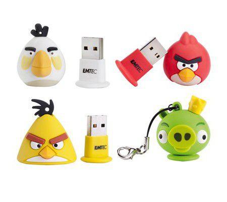 Emtec Angry Birds 4 Go