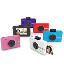 Polaroid Instant Snap Touch: un Snap à écran LCD tactile