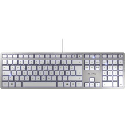 Cherry KC 6000 Slim: un clavier filaire tout en finesse