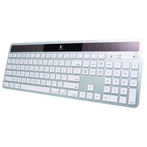Logitech K750 for Mac