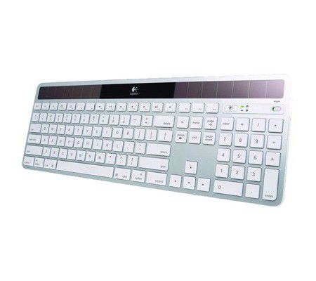 clavier sans fil logitech compatible mac