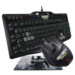 Logitech Gaming G105 & G9x Call of Duty MW3