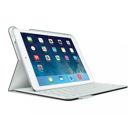 Logitech FabricSkin Keyboard Folio pour iPad Air
