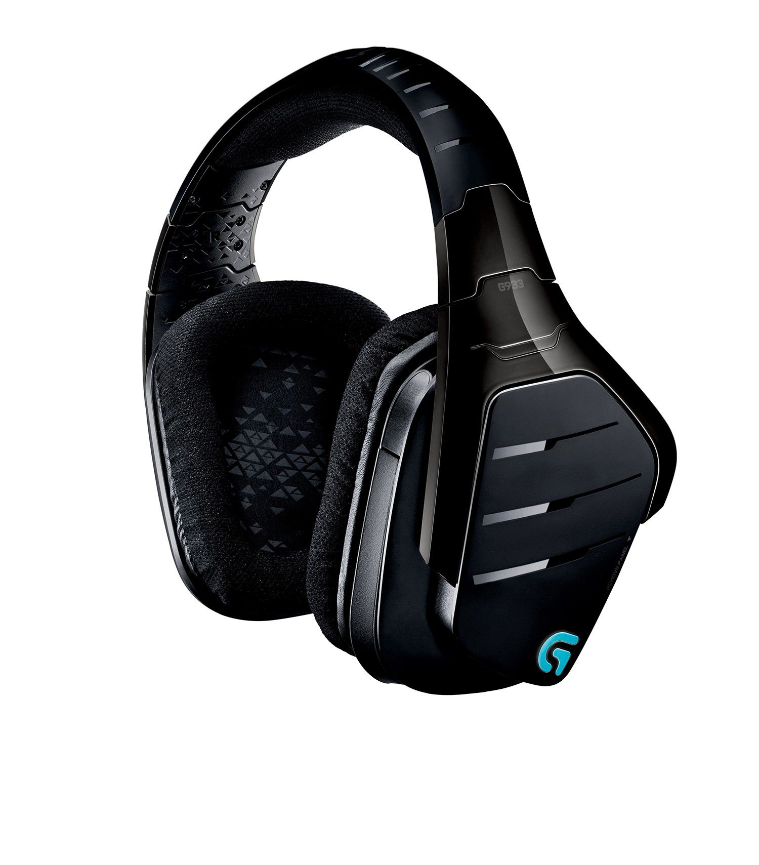 Black Friday Casque Gaming Sans Fil Logitech G933 à 125 Les