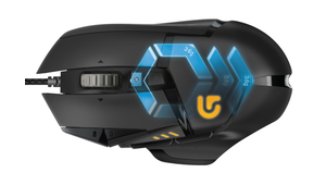 Black Friday – Souris Logitech G502 Proteus Spectrum à 40 €