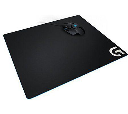 Logitech G640, tapis de souris