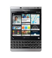 BlackBerry Passport Silver Edition : Le clone de fer