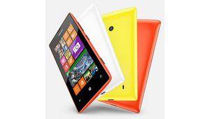 Le Lumia 525 de Nokia se présente