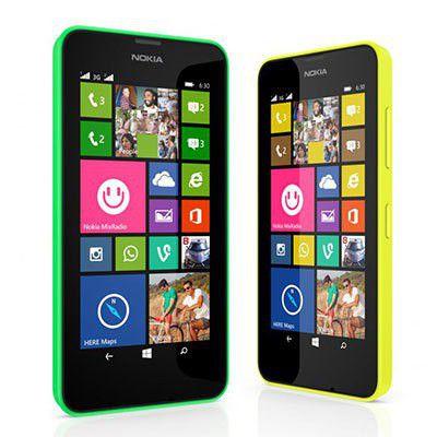 Nokia Lumia 630, le premier Windows Phone double-SIM