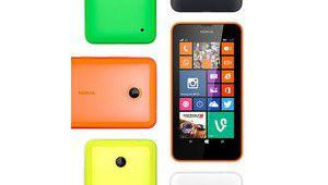 Nokia présente le Lumia 635