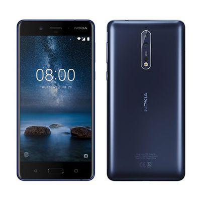 Nokia 8: un beau smartphone, mais un peu en retard sur la concurrence