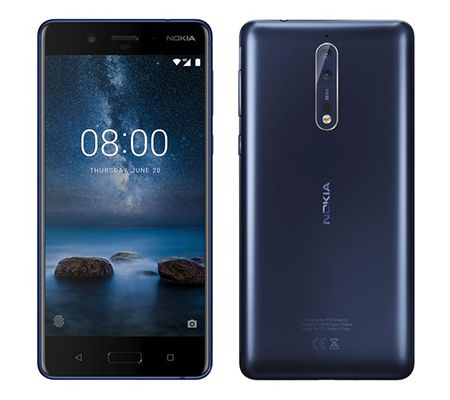 nokia 8 test complet smartphone les num riques. Black Bedroom Furniture Sets. Home Design Ideas