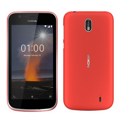 Nokia 1 : le service minimum