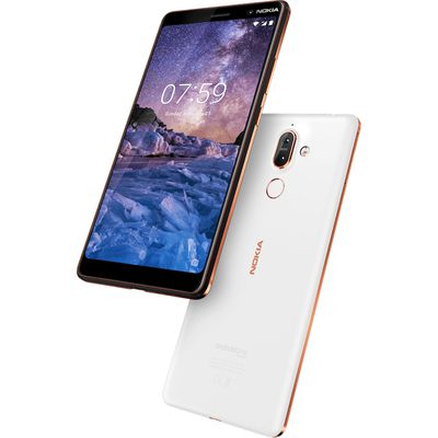 Smartphone Nokia 7 Plus: le bon équilibre