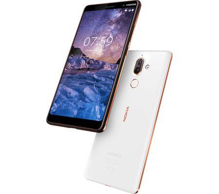 Nokia 7 Plus   test, prix et fiche technique - Smartphone - Les Numériques f7890affb7c