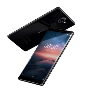 Nokia 8 Sirocco: un design original