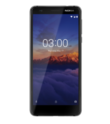 Nokia 3.1: un smartphone qui mise tout sur l'autonomie