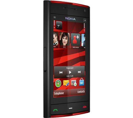 Nokia X6 - 00