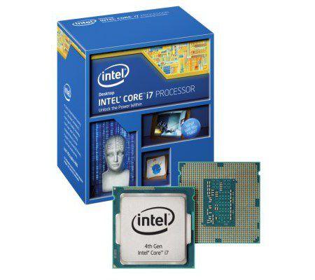 Intel Core i7 4770K